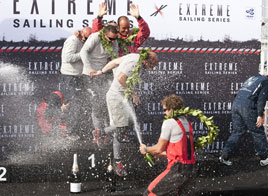 EXTREME SAILING SERIES ACT 2, LUNA ROSSA IS THE WINNER OF THE QINGDAO EVENT