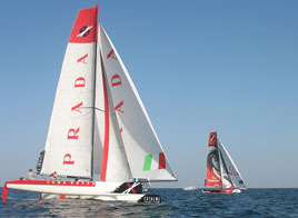 EXTREME SAILING SERIES ACT 1, FIRST RACES IN OMAN TO START TOMORROW