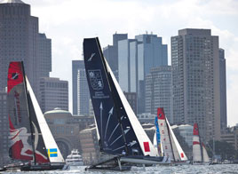 EXTREME SAILING SERIES ACT 4, LAST DAY OF RACING