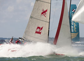 EXTREME SAILING SERIES ACT 5, DAY 3