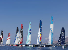 EXTREME SAILING SERIES ACT 6, READY FOR ITALY