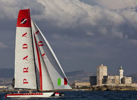 EXTREME SAILING SERIES ACT 6, STADIUM RACES TIME