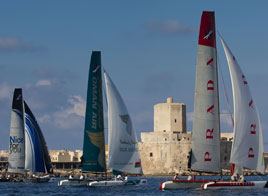 EXTREME SAILING SERIES ACT 6, OMAN RULE