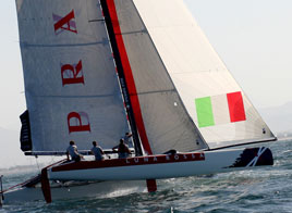 EXTREME SAILING SERIES ACT 1, LUNA ROSSA CLOSES RANKING FIFTH